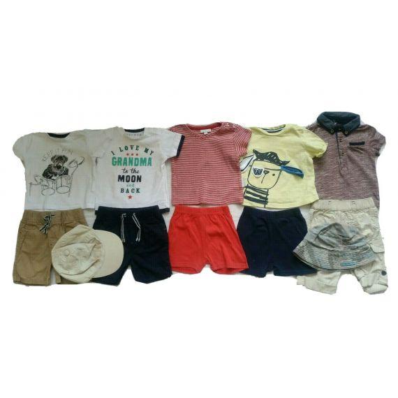 Mothercare baby boy clothe 3-6m