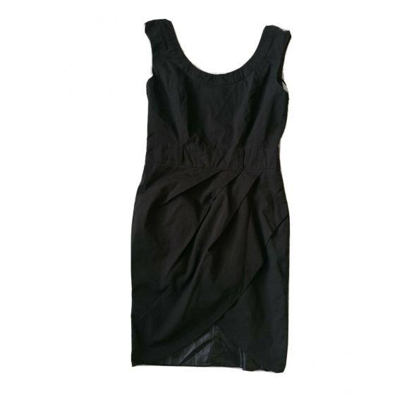 Black dress UK 8