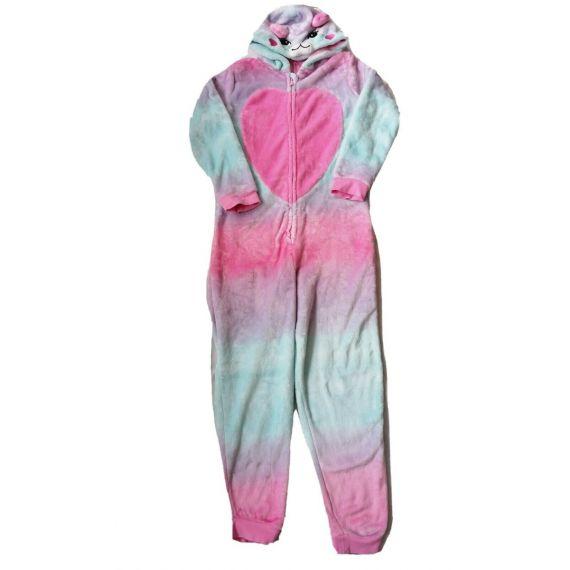 Girls fleece pyjamas 12-13 years