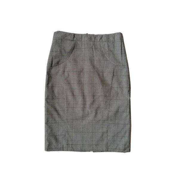 Pencil grey skirt UK 6