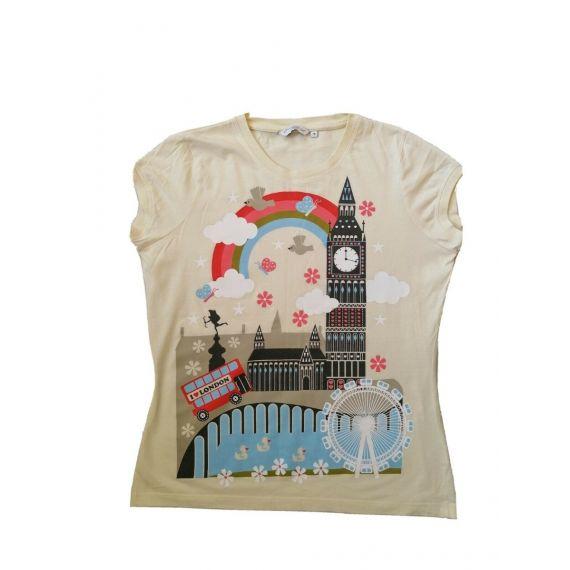 Yellow t-shirt UK 16