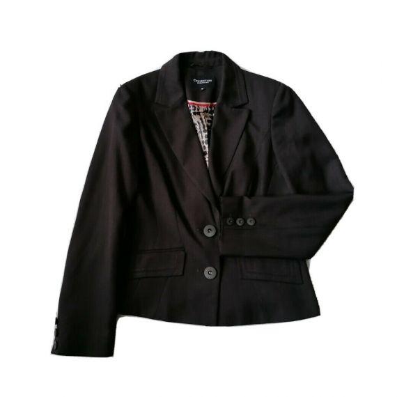 Brown suit UK 10