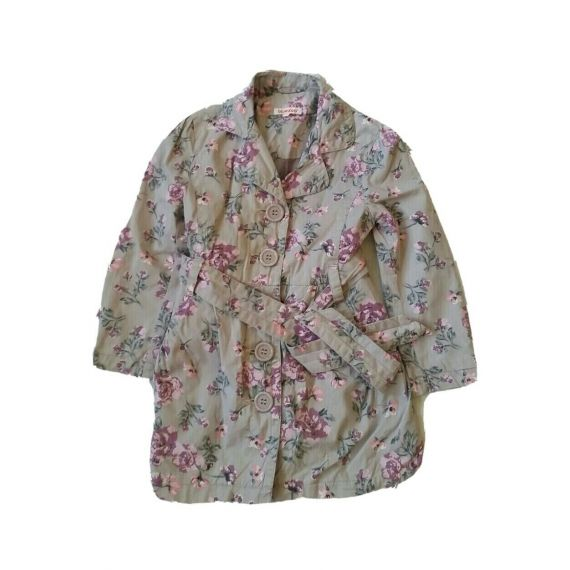 Girls jacket 5-6 years
