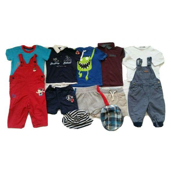 Mothercare Baby boy clothes  6-9m