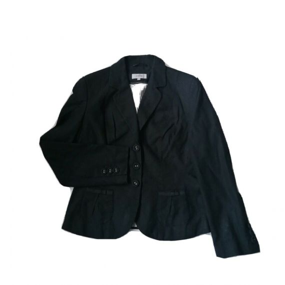 Black suit jacket UK 10