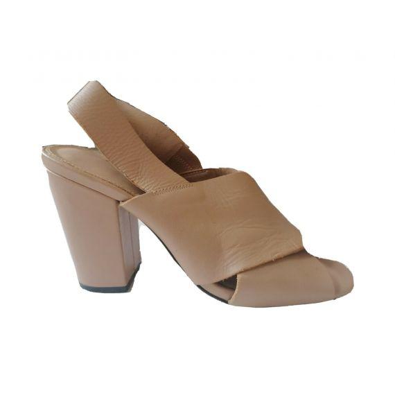 Beige next sandal UK 6.5
