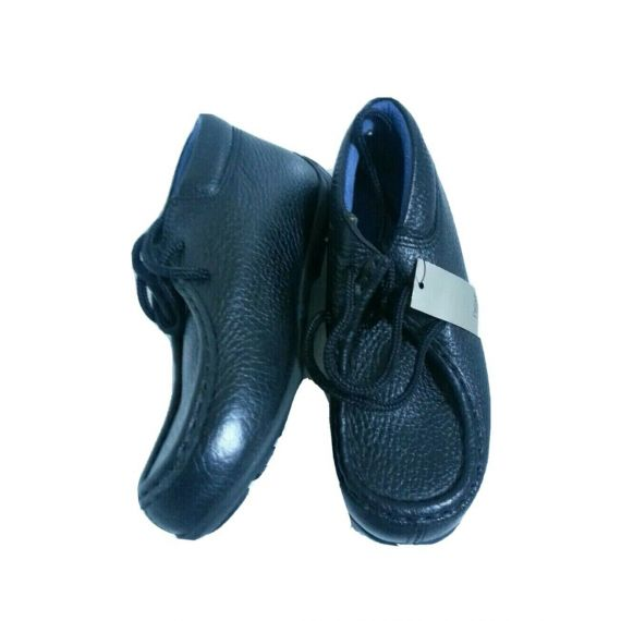 Boys Next black formal shoe UK 9 EU 27
