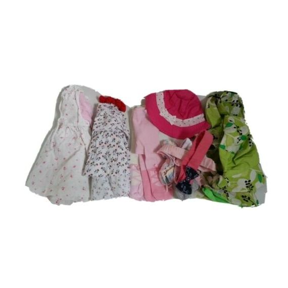 Mothercare Bundle baby girl pre-owned clothes, Age 0-3 months