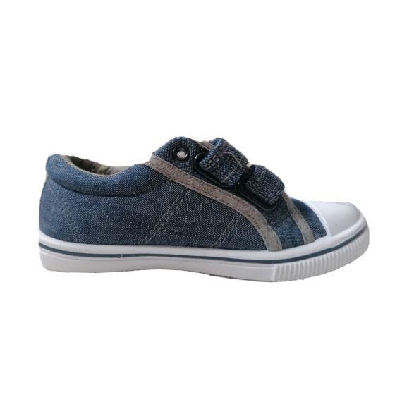 Boys blue trainers UK 9 EU 27