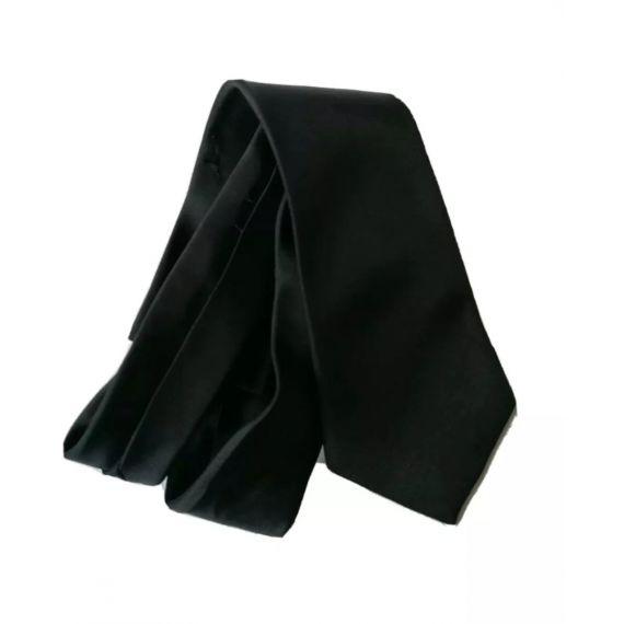 Boys black tie 4-8 years
