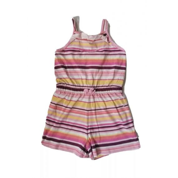 Stripped playsuit 2-3 years