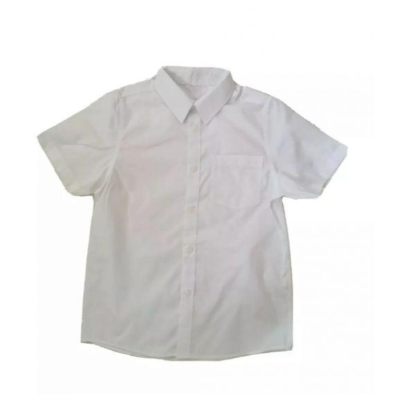 White short sleeve t-shirt 9-10 years