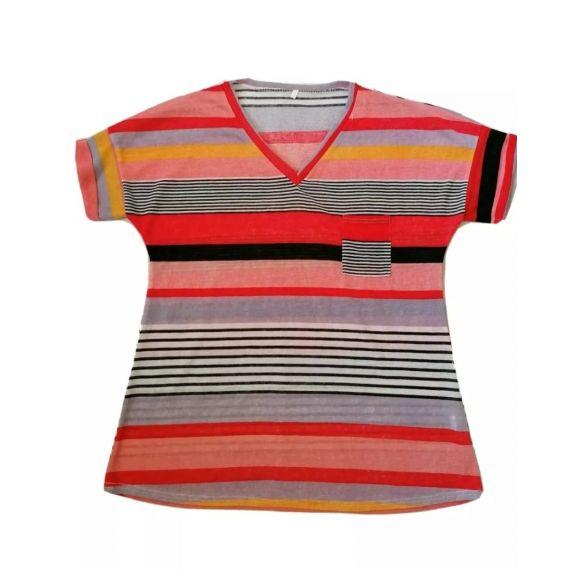 Multi color t-shirt UK 24