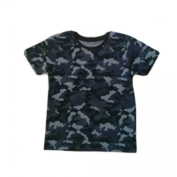 Camo t-shirt 6-7 years