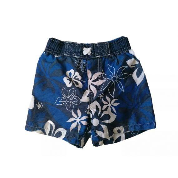 Blue swim shorts 12m