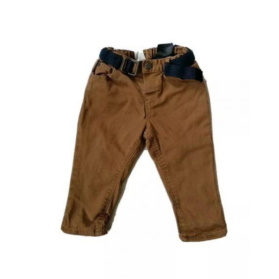 H&M lined chinos 9-12m