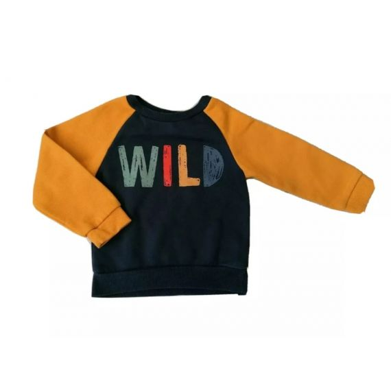 Wild Sweatshirt 12-18m