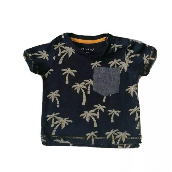 Palm tree t-shirt 0-3m