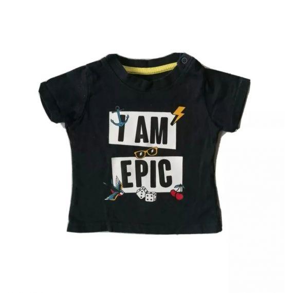 I am epic T-shirt 0-3m