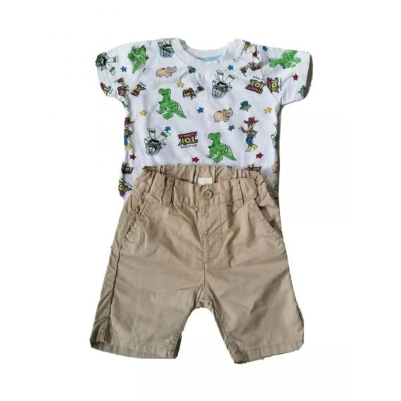 Baby outfit 3-6m