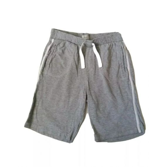 Grey shorts 9-10 years