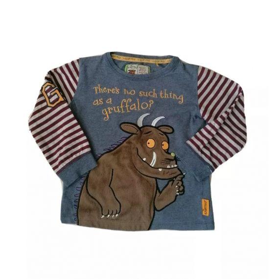 Gruffalo t-shirt 3-4 Years