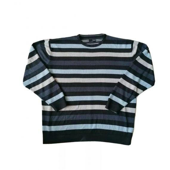 Striped XXL jumper