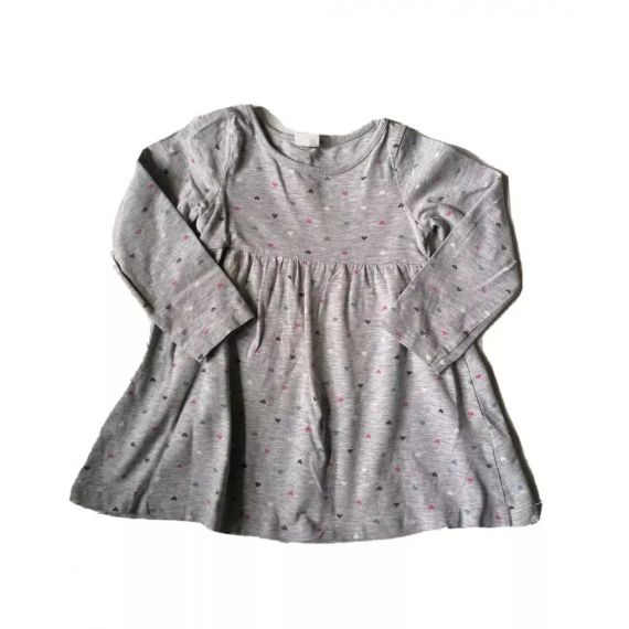 H&M grey Jersey dress