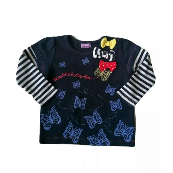 Butterfly top 6-9m