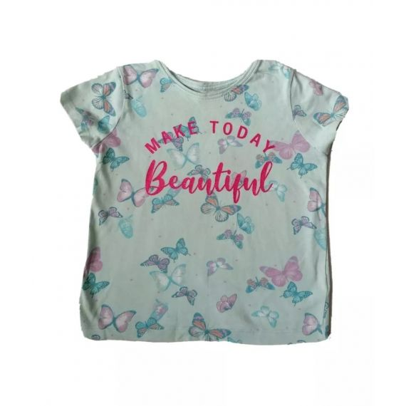 Butterfly t-shirt 3-4 Years