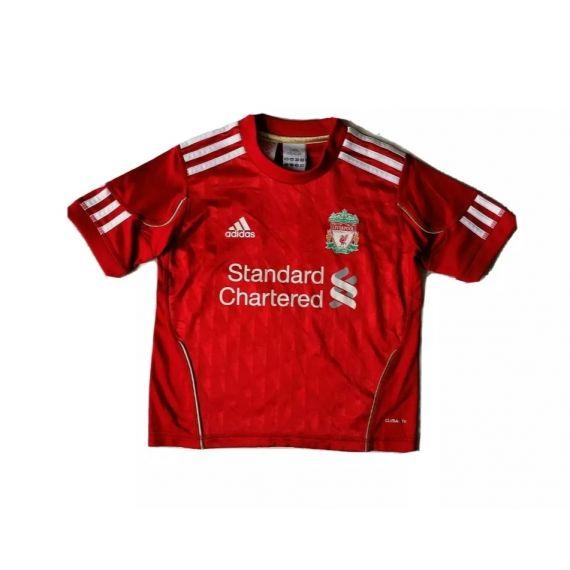 Boys red football t-shirt 5 years
