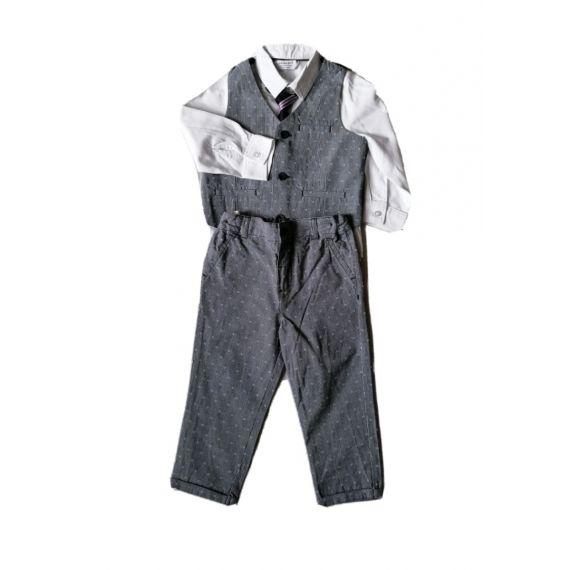 4 piece formal suit 18-24m